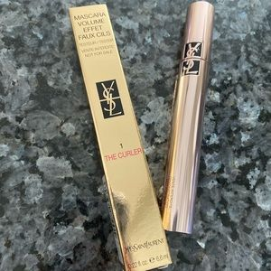 YSL Faux Cils The Curler Mascara in Black